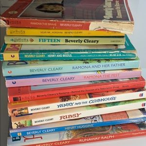 Beverly Cleary Book set 11 books